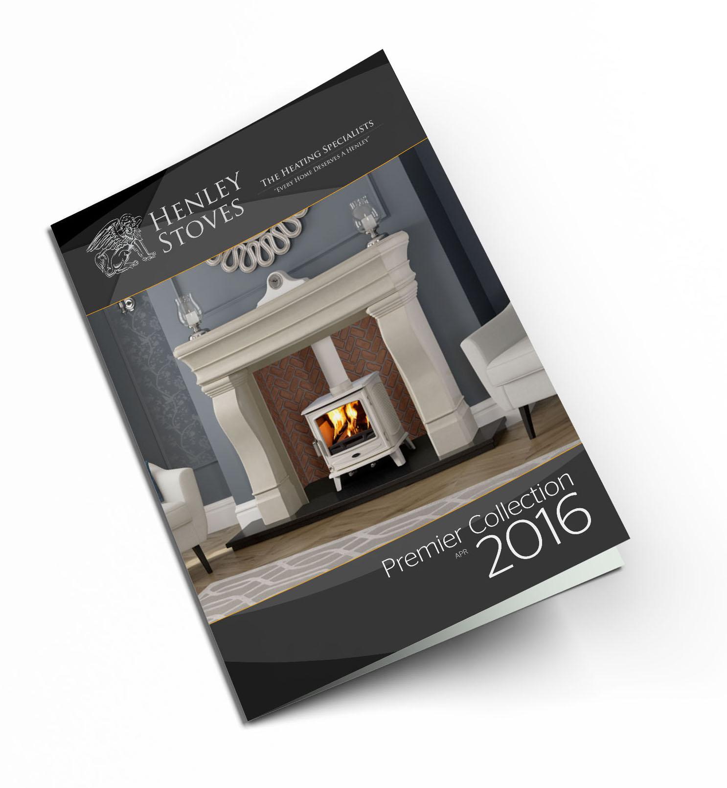 Bifold Brochure Mockup Premier