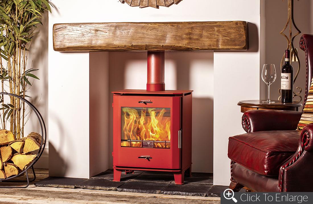 cheltenham 5kw henley stoves wood burning stoves