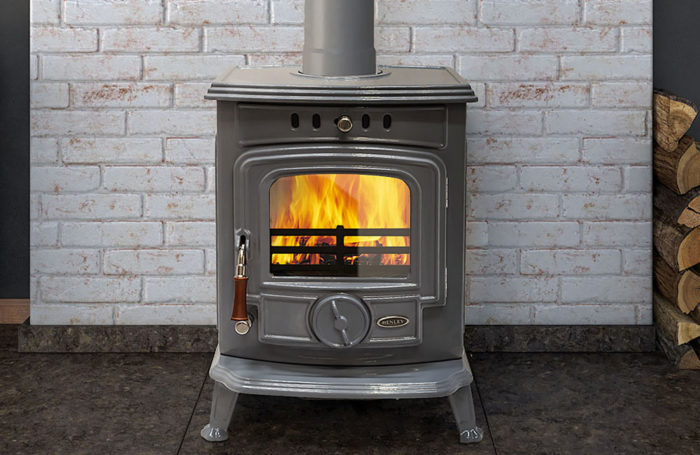 Aran 6kW Room Heater French Grey