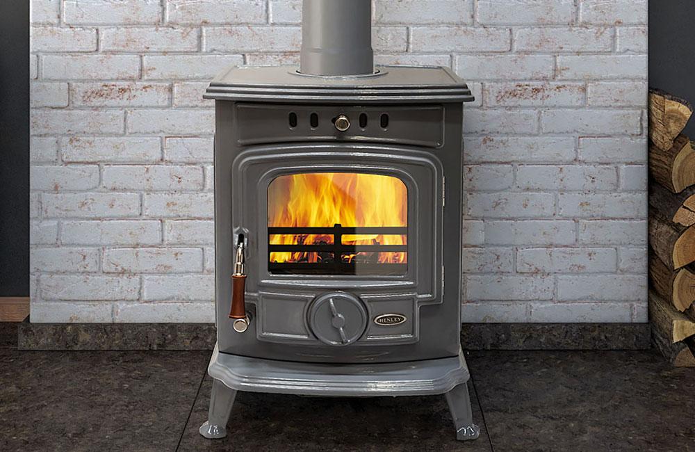 Aran 6kW Room Heater French Grey