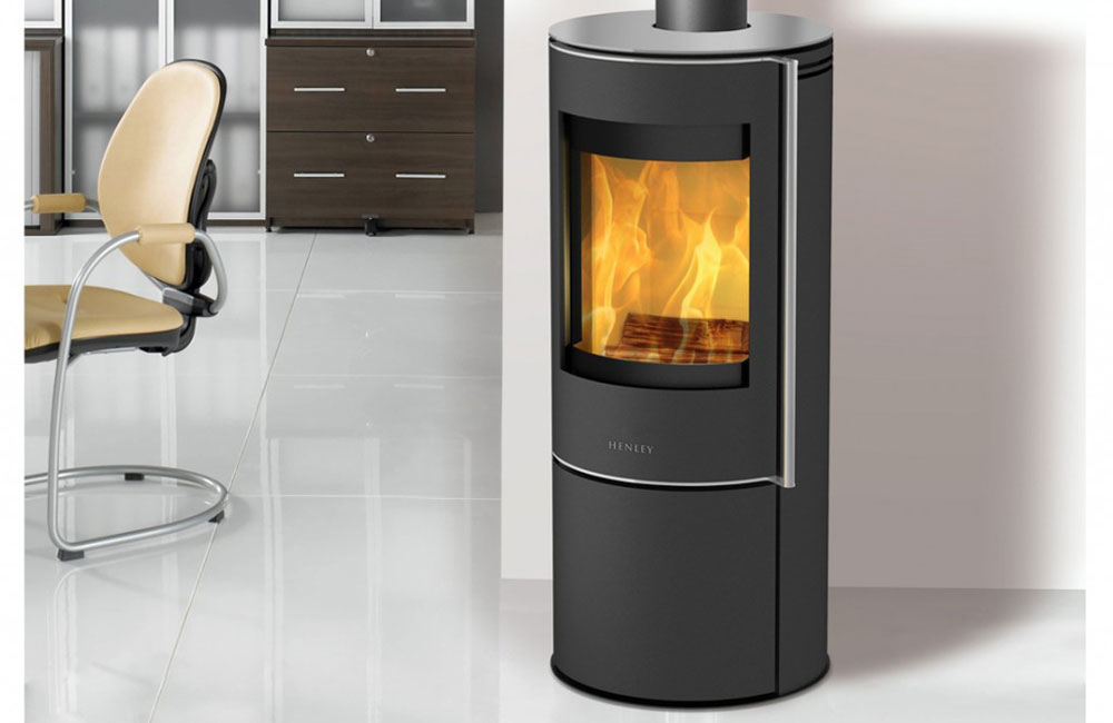 Barcelona 5kW Freestanding Room Heater
