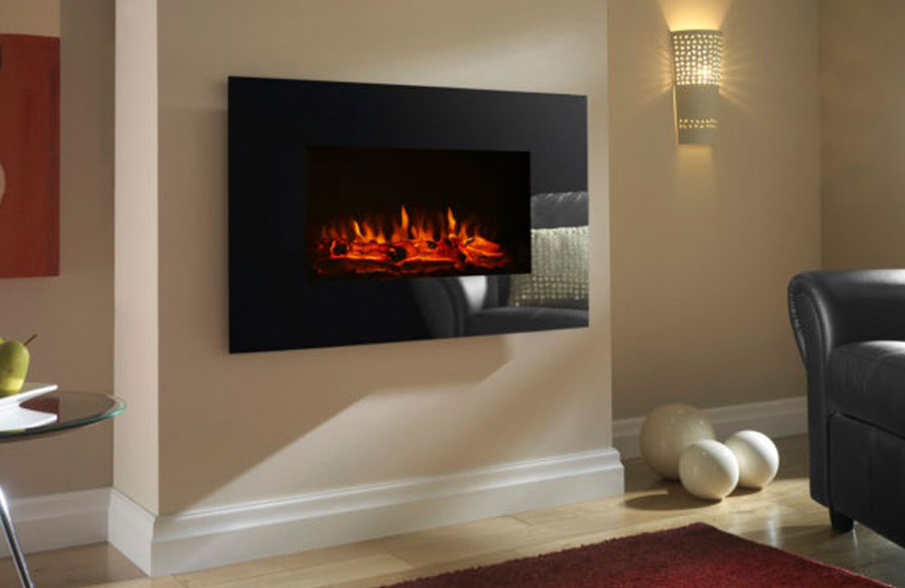 Charmouth 1.8kW Electric Fire