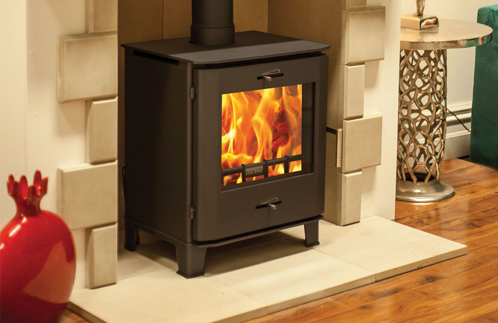 Cheltenham 5kW Metallic Black