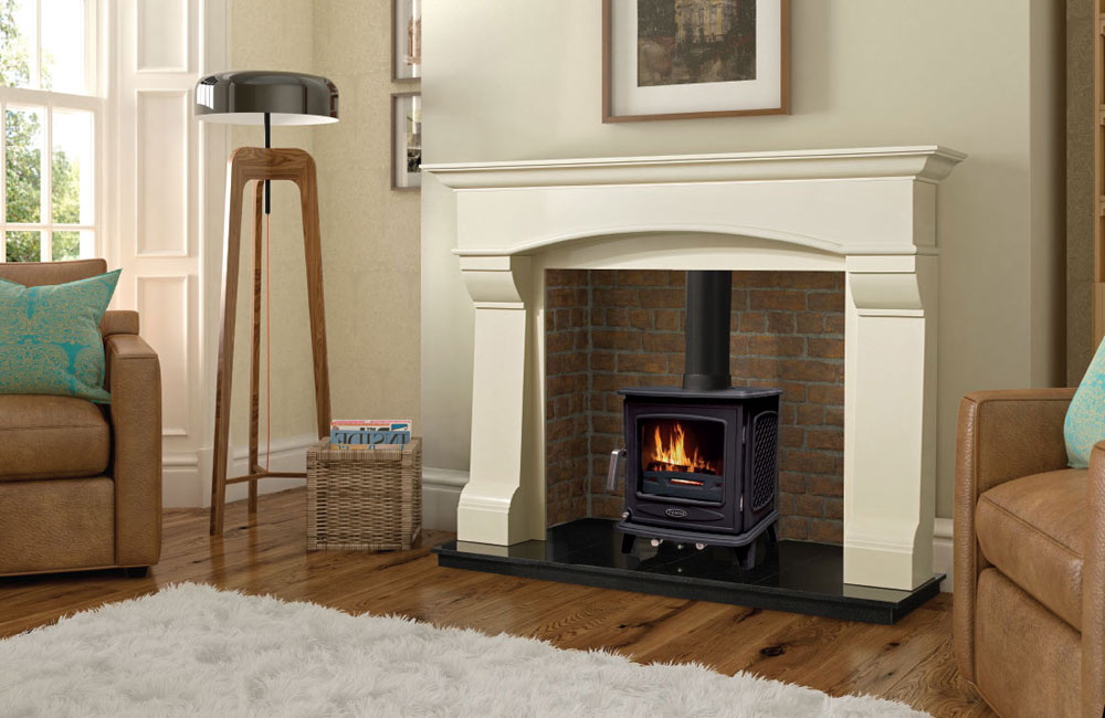 Ascot 7kW Matt Black