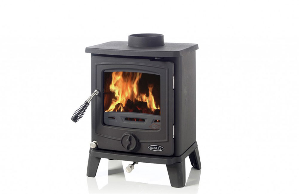 Cambridge 5kW Matt Black