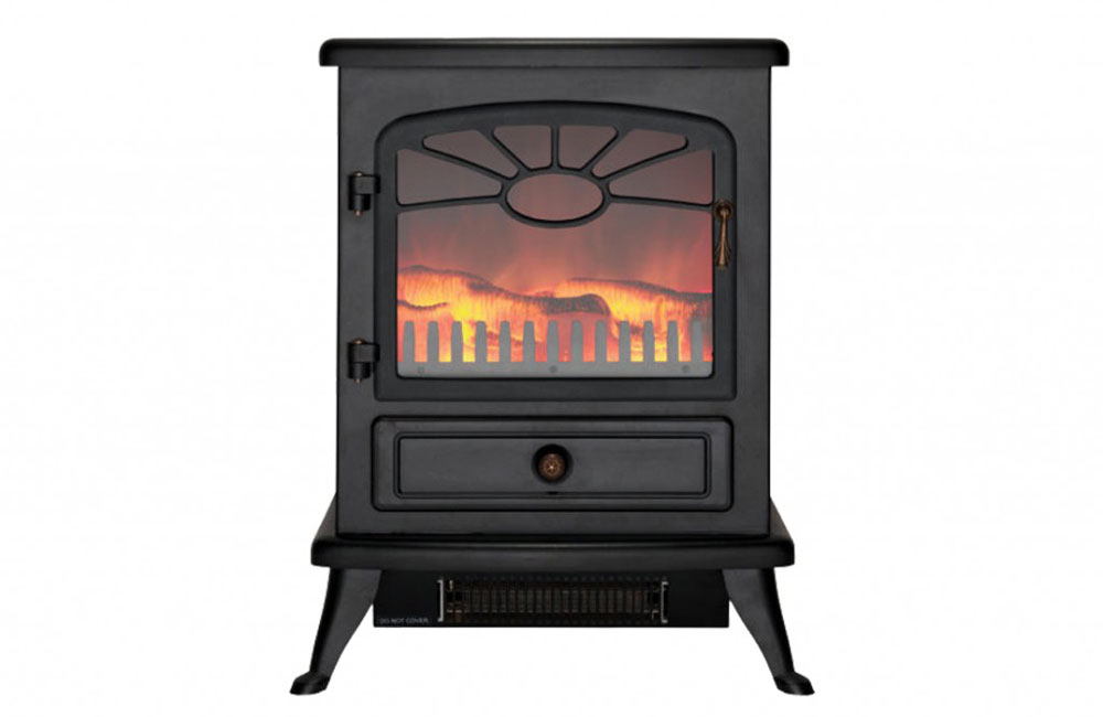 ES2000 Electric Stove Black