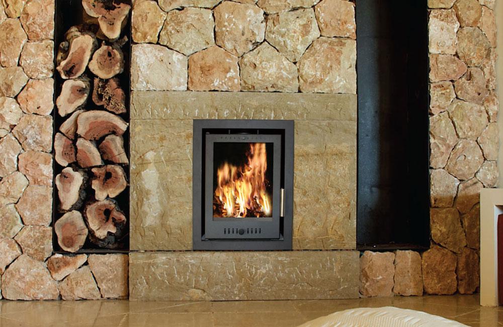 Porto 400 6kW Room Heater