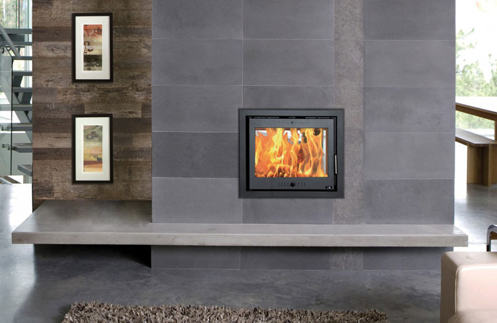 Porto 600 10kW Double Sided Room Heater