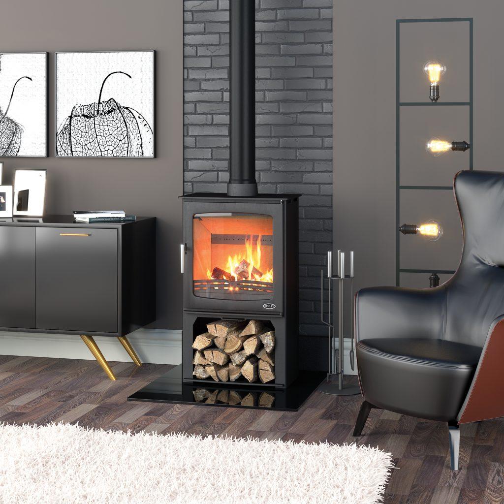 hazelwood, eco, stove, wood, fuel, environmentally friendly