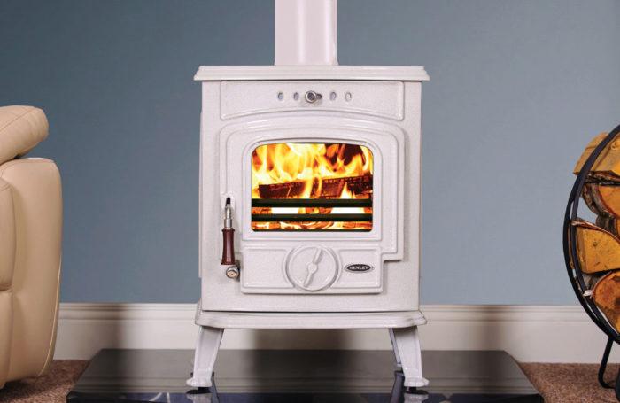 Aran 6kW Room Heater Ivory Pearl