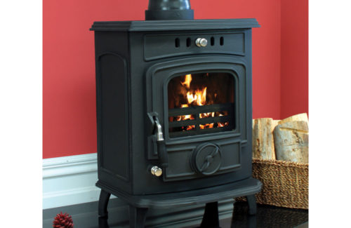 Aran 6kW Room Heater Matt Black