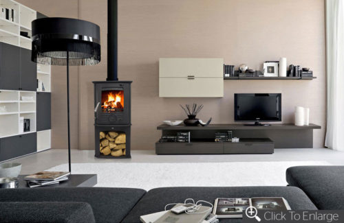 Druid 5kW with Logstore