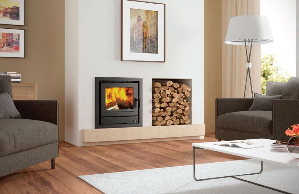 Faro 500 8kW Room Heater